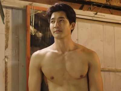 Phapun has a lot of shirtless scenes in A Tale of Thousand Stars.
