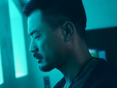 Kohei's actor looks great on screen.