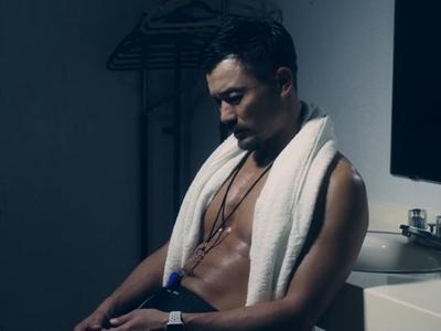 Kohei goes through a midlife crisis during the Athlete movie.