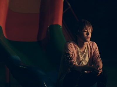 Yuta goes through a turbulent journey during the second half of the Athlete movie.