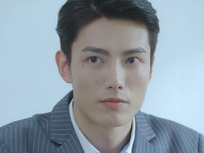 Yu Zhen is portrayed by the Taiwanese actor Aaron Lai (賴�賢).