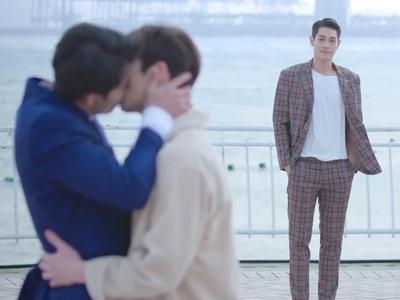 Yu Zhen's ex-boyfriend secretly played matchmaker between the main couple.