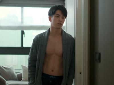 Lin Xun has a shirtless scene in Episode 8.