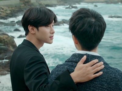 If only Because of You handled all the storylines as well as the cliff scene in Episode 9, it would be a better BL drama.