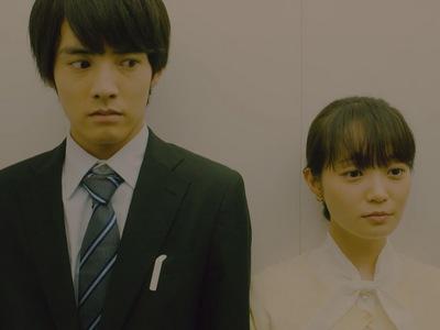 Adachi and Fujisaki develop a platonic friendship instead of a romance.