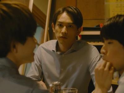 Kurosawa got jealous of seeing Adachi and Rokkaku's intimacy.