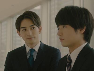 Kurosawa dotes on Adachi a lot.