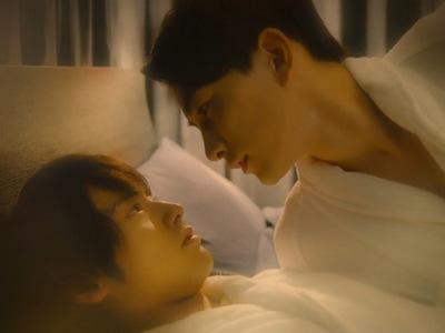 Kurosawa dreams of his fantasy date with Adachi.