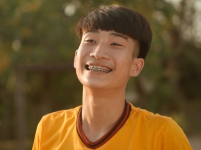 Nabdao and Keptawan exchange phone numbers with each other in the Country Boy ending.