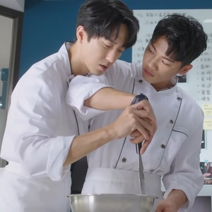 Kent and Kane get closer during their private cooking lessons together.