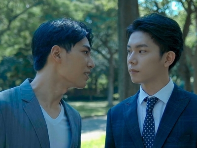 There's a happy ending for Shu Yi and Shi De in Fighting Mr. 2nd.