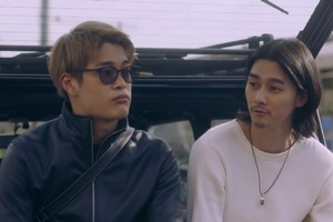Akihiko and Haruki get less emphasis in the live-action series.