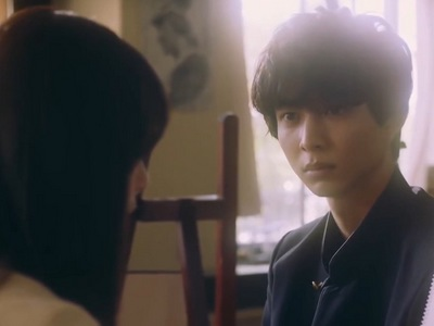Uenoyama is shocked to hear that Yuki had a boyfriend in the past.
