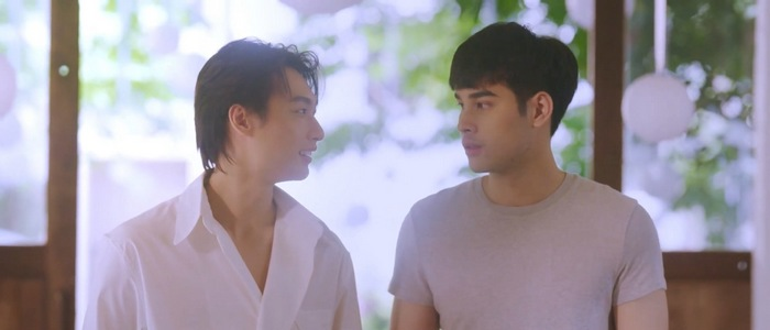 Golden Blood is a Thai BL drama released in 2021.