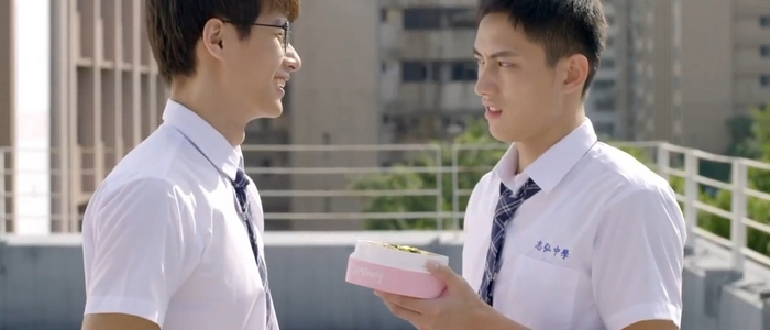 Yu Hao and Zi Xuan weren't fond of each other at first, but a friendship quickly develops.