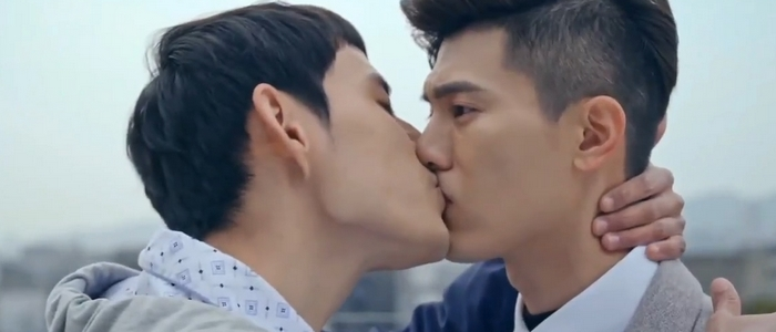 Shao Fei and Tang Yi kiss for the first time after the former recovered from a near-death experience.