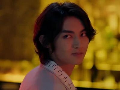 Mu Ren is played by the actor Mu Ren Anson Chen (陳立安).