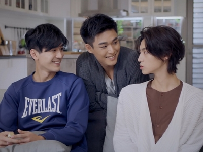 Li Cheng, Mu Ren, and Hsing Ssu are all friends who work together at the same company.