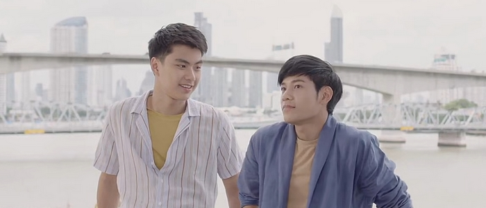 He's Coming to Me is a Thai BL drama released in 2019.