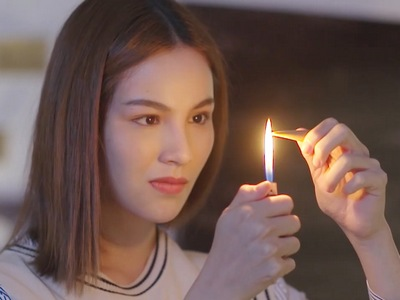 Kaew might have turned evil in the end.