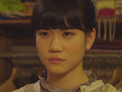 Ako can cry on cue, which she learned in her acting classes.