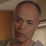 Chika's dad is played by the actor Kumakiri Yusaku (田中�次).