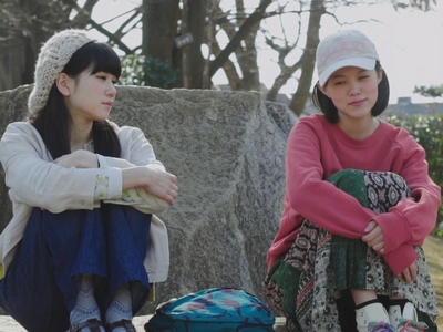 Chika and Ako chat about their heartbreak during the finale.