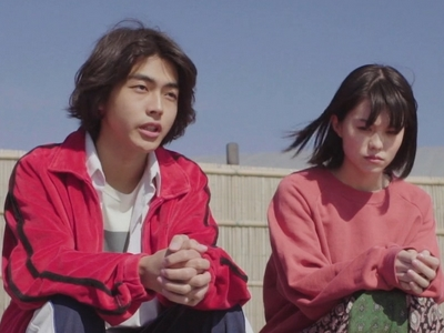 Nagisa and Chika had a heartfelt chat during the ending of His: I Didn't Think I Would Fall in Love.