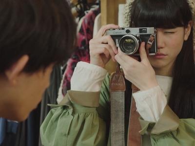 Ako develops a crush on Shun early on.
