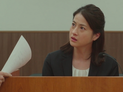 Nagisa gives up custody of his child to his ex-wife.