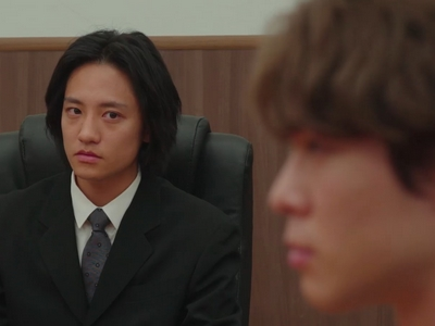 Shun attends court during Nagisa's custody battle.