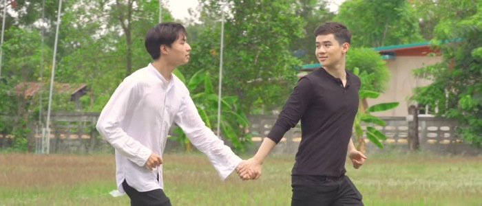 Hometown's Embrace is a Thai BL drama released in 2021.