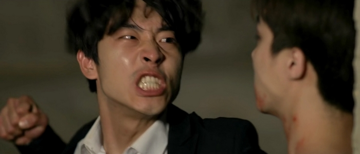 Chisoo's actor portrays a wide range of emotions.