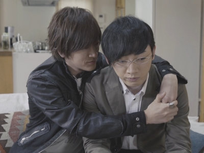 Rei and Shogo were a couple on the downlow.