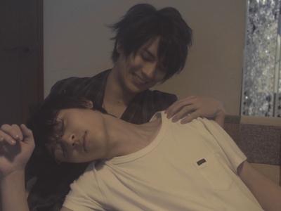 Ryoma tries to kiss Izumi while he was asleep.