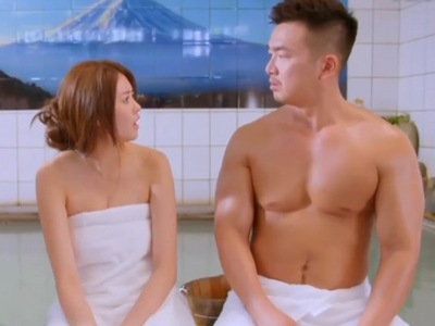 A-Bu, Hua Hua, and Xiao Chi all work in a bathhouse together.
