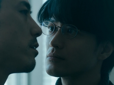 Kijima puts in a great acting performance while arguing with Kido.