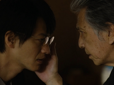 Kijima and Gamoda have gotten very close in their mentor-student relationship.