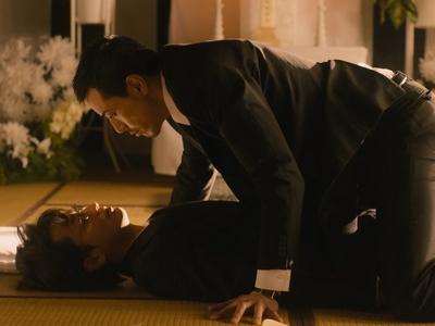 Kijima and Kido have sex at Gamoda's funeral.