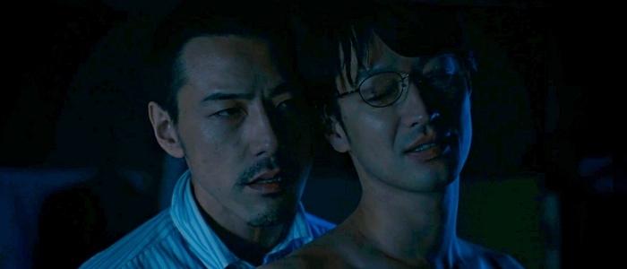 Kijima and Kido's friendship turns erotic in Mood Indigo.