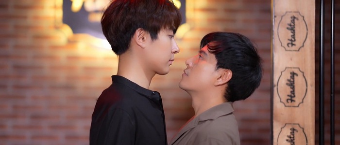 My Boy is a Thai BL drama released in 2021.