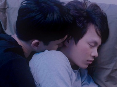 Bbomb gets drugged by his friend and forced into a sexually compromising situation in Nitiman Episode 8.