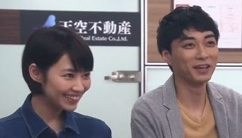 In the Japanese Ossan's Love, the engaged couple is an athlete and a novelist.