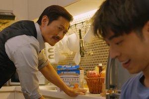 After Tin and Muk break up, KK looks after Tin in Ossan's Love Hong Kong.