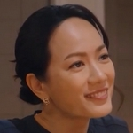 Francesca is played by the Hong Kong actress Rachel Kan (簡慕�).