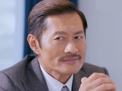 KK is a complete departure from the usual roles that Kenny Wong plays.