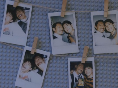 Despite their engagement, KK and Tin don't stay together in the Ossan's Love Hong Kong ending.