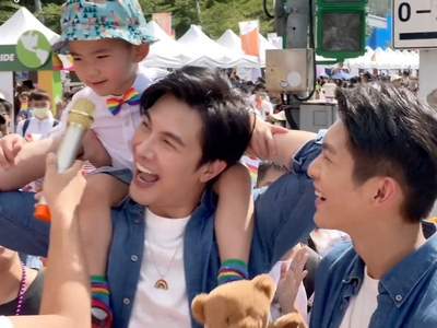 As gay parents, Damian and Jerry are quite different from many other couples in BL dramas.