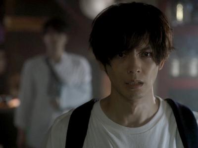 Kuzumi is upset after Kijima cheats on him.