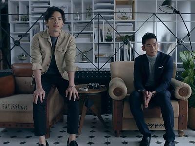 Zhi Chen and Xiang Wen reunite again as adults.